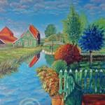 Oil on canvas, 50-40cm (ref.foto;A.Heijltjes)