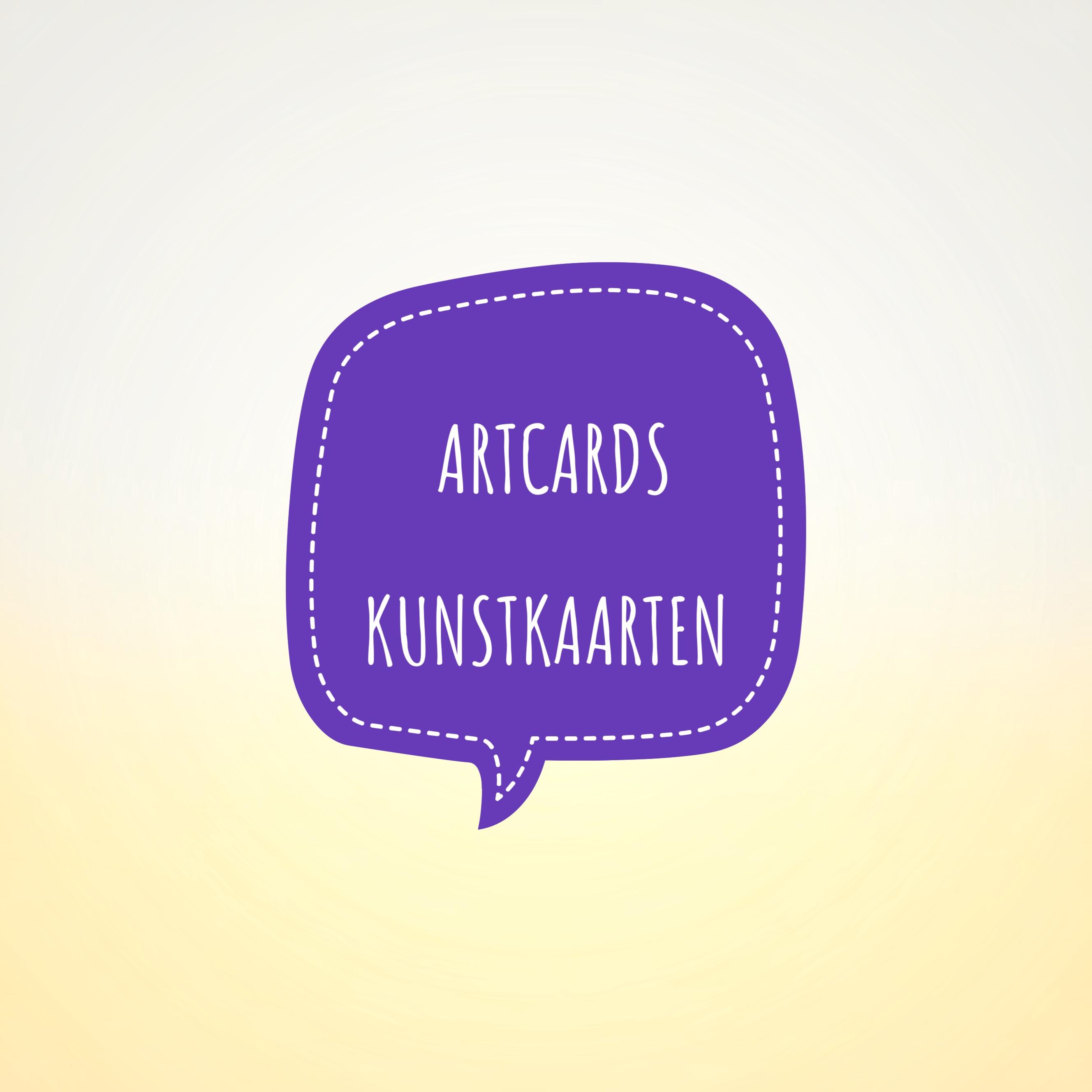 Artcards Kunstkaarten